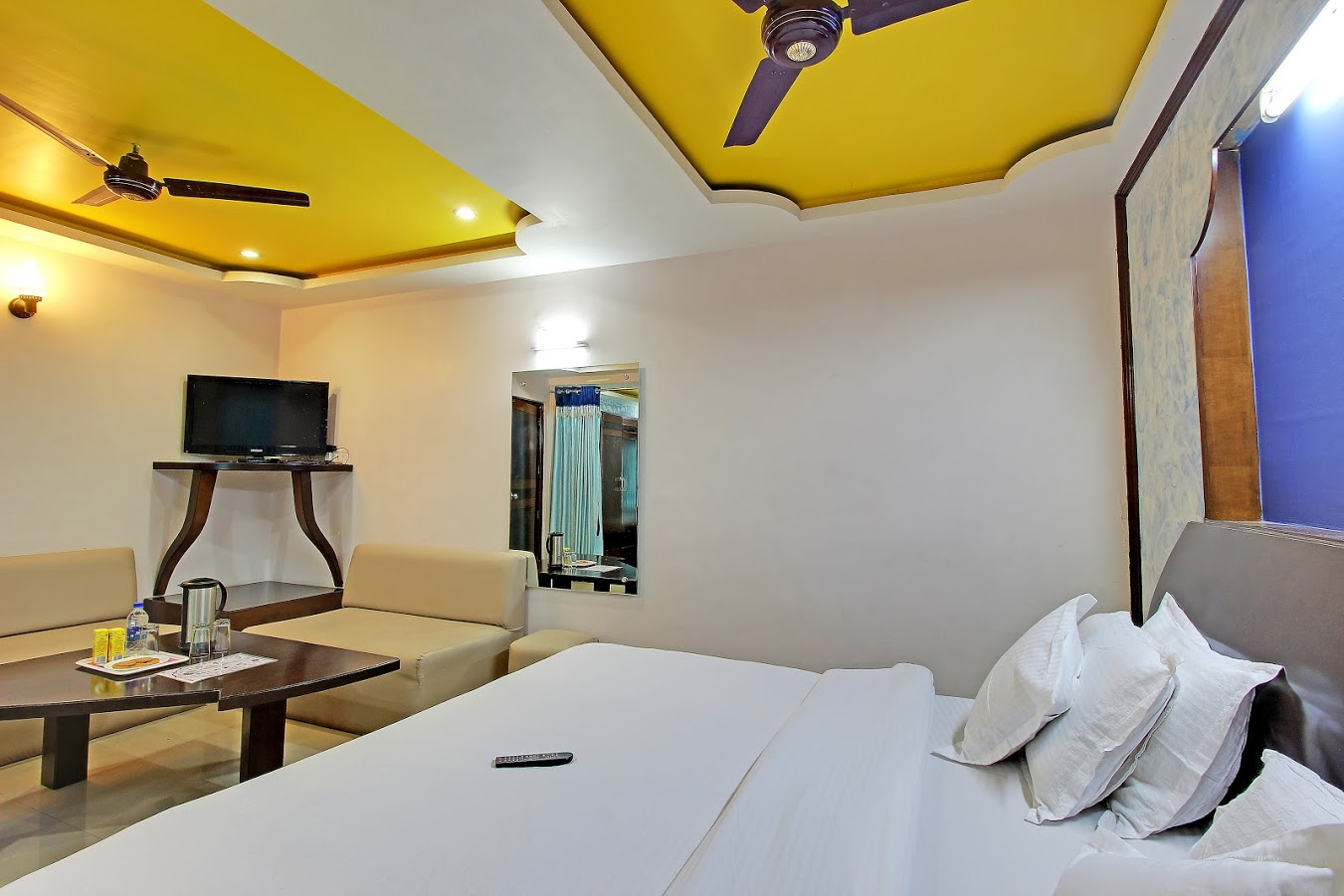 Four Bed AC Room